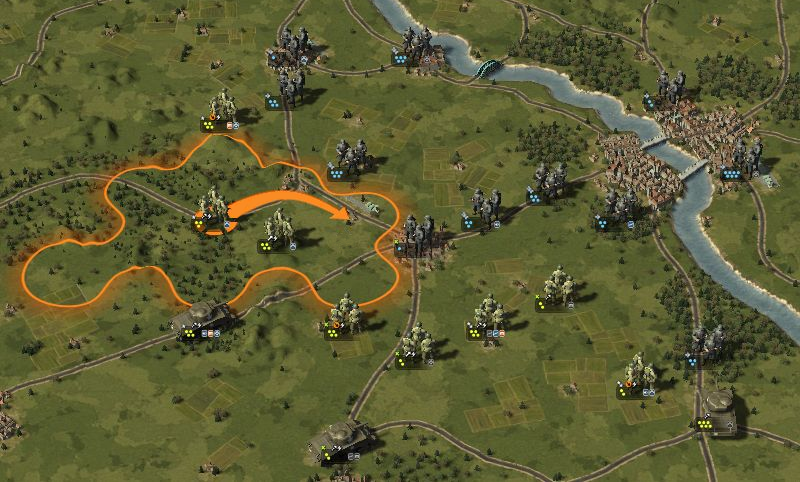 Developer Diary 12 - So over with Under-The-Hood — Unity of Command