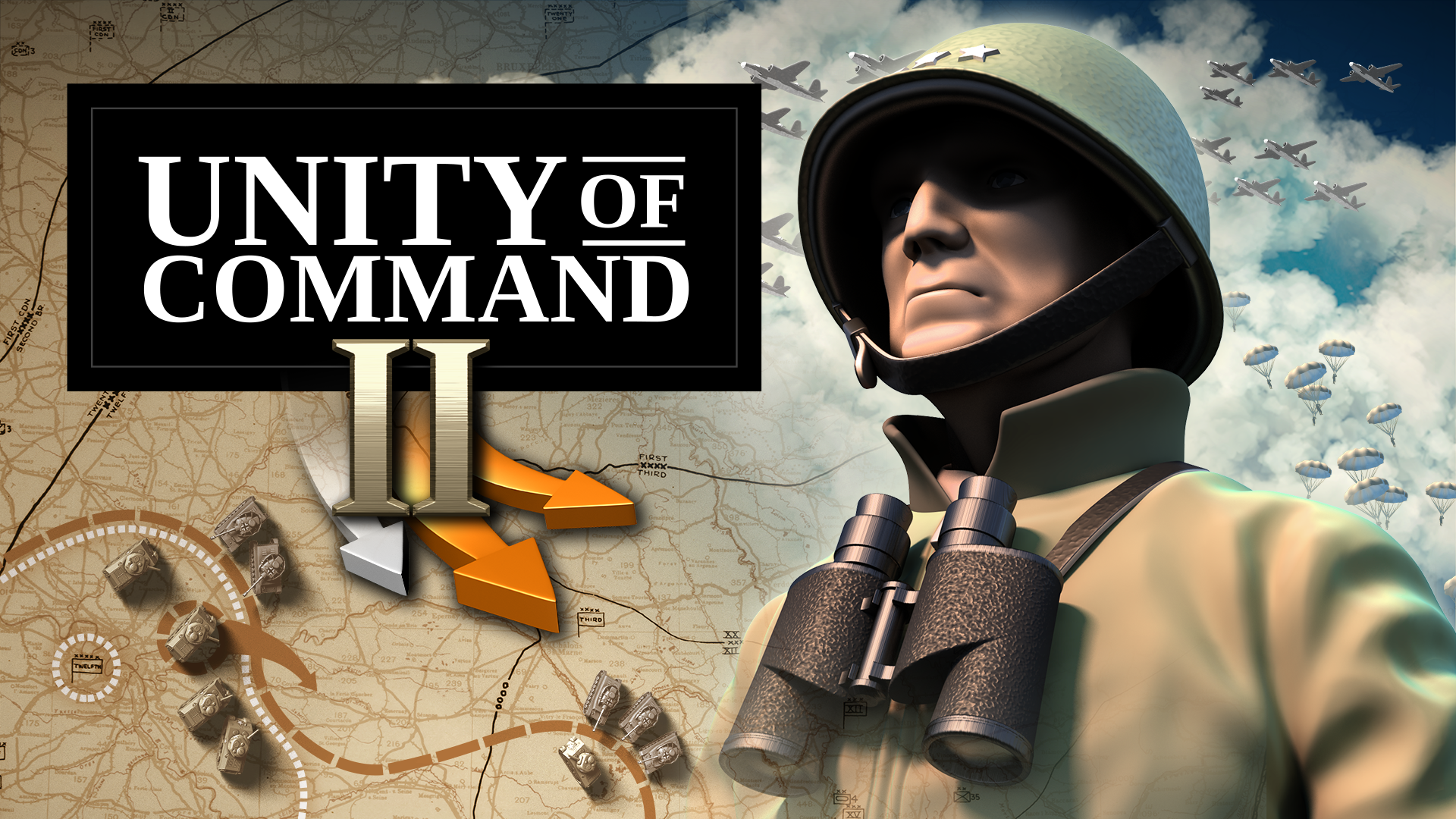 Developer Diary 20 - Unity of Command II Announced — Unity of Command